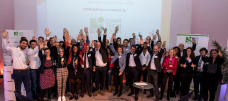 Cleantech open forum 2019. 6 novembre 2019, Business France, Paris. Cleantech Open France / © Laurent Guichardon.